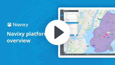 Navixy overview: take a 4-min tour around telematics platform