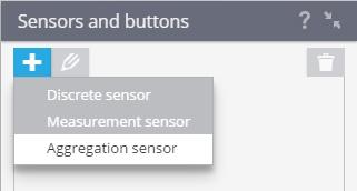 aggregatin sensor
