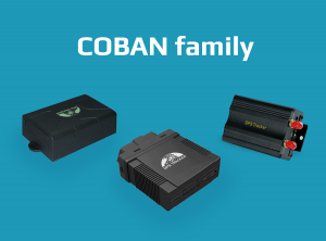 Coban GPS family: tracking devices for every needs
