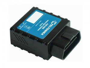 Teltonika FM1000 will read OBD2 data