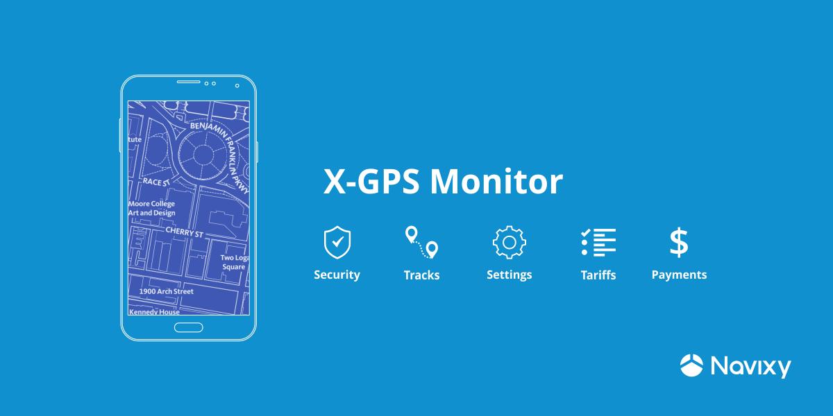 X-GPS English