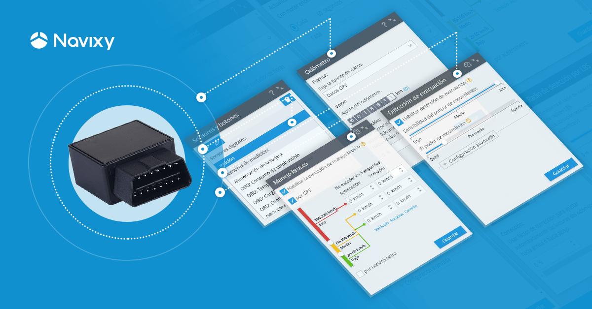 ¿Por qué Navixy es la plataforma telemática ideal para la integración de dispositivos?