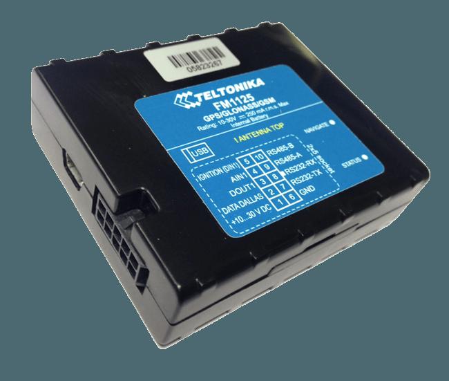 teltonica-GPS-tracker