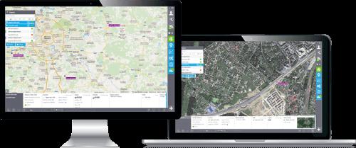 GPS Tracking System — Navixy