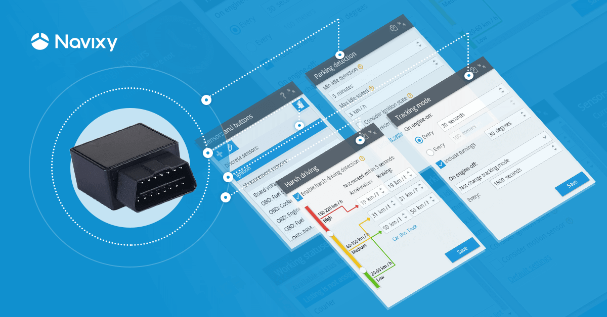 Why Navixy is the go-to telematics platform for hardware integration