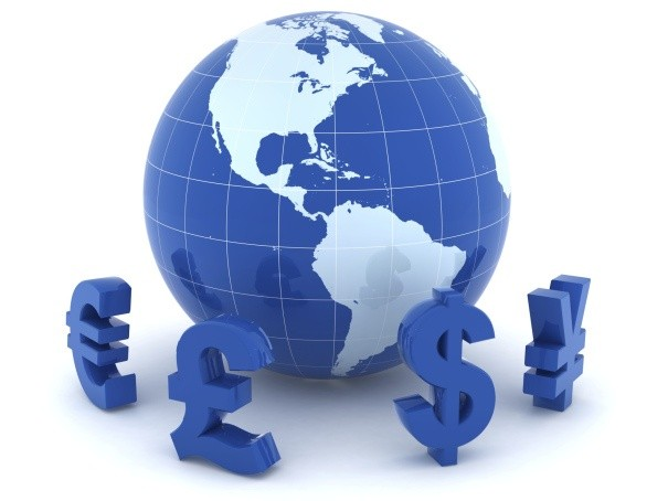 GPS tracking localization: display national currency