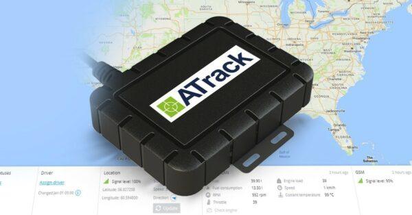Preview Navixy ATrack AL11