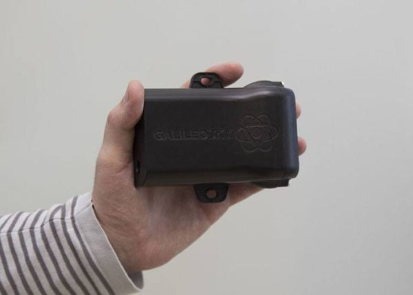 GalileoSky Boxfinder: Up to 10 years without recharge