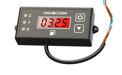 Dispositivo indicador marca Omnicomm