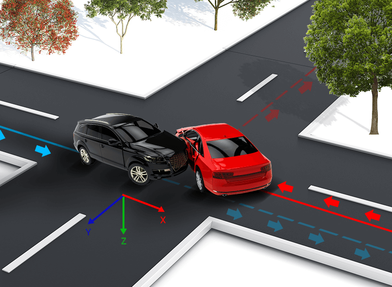 Smart traffic accidents detection