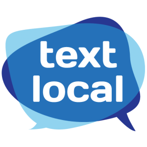 SMS with Textlocal