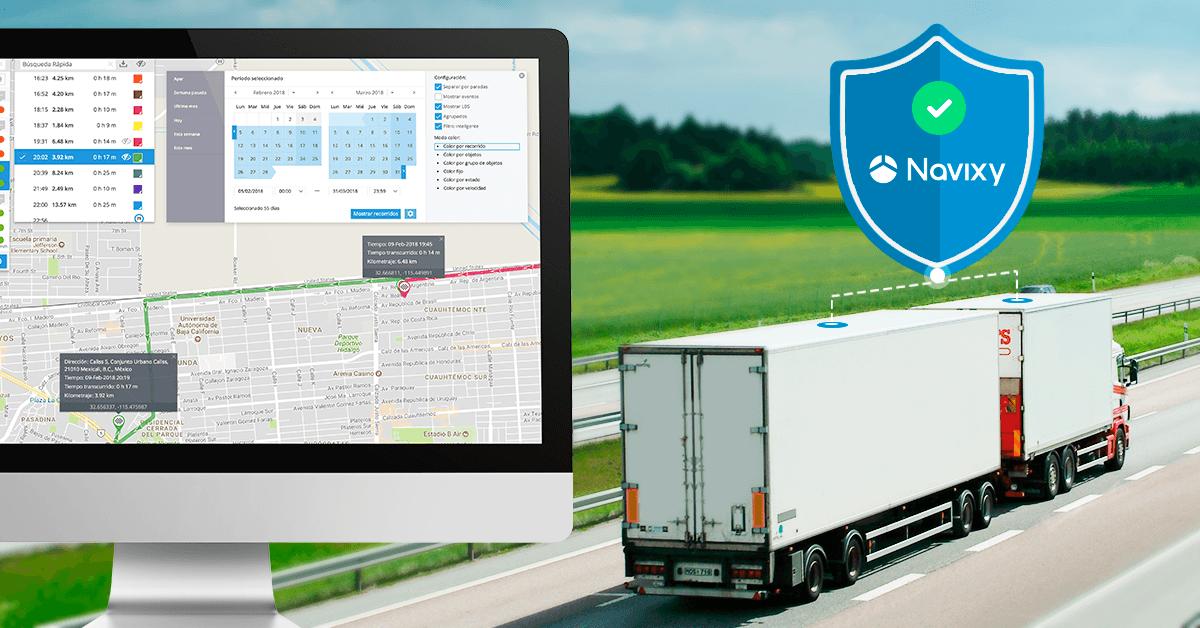 De qué forma los Sistemas de rastreo GPS enfrentan los retos del transporte de carga