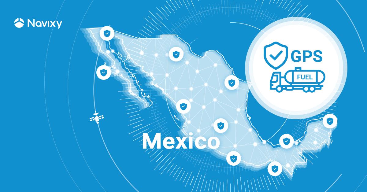 Los sistemas de rastreo GPS podrían ser obligatorios en México