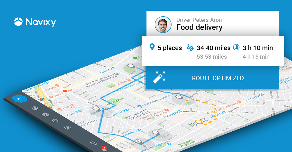 Smart Route Optimization: New Feature for Effective Planning