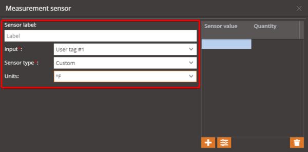 Data transfer in Galileosky user tags