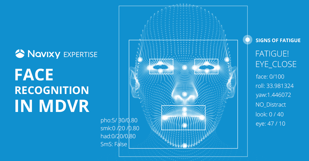 Face Recognition in MDVR