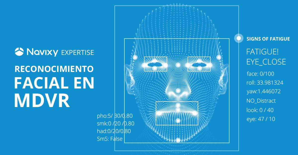 Reconocimiento facial en MDVR