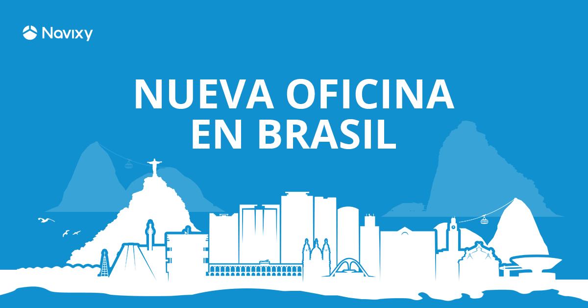 Navixy inaugura nueva oficina en Brasil