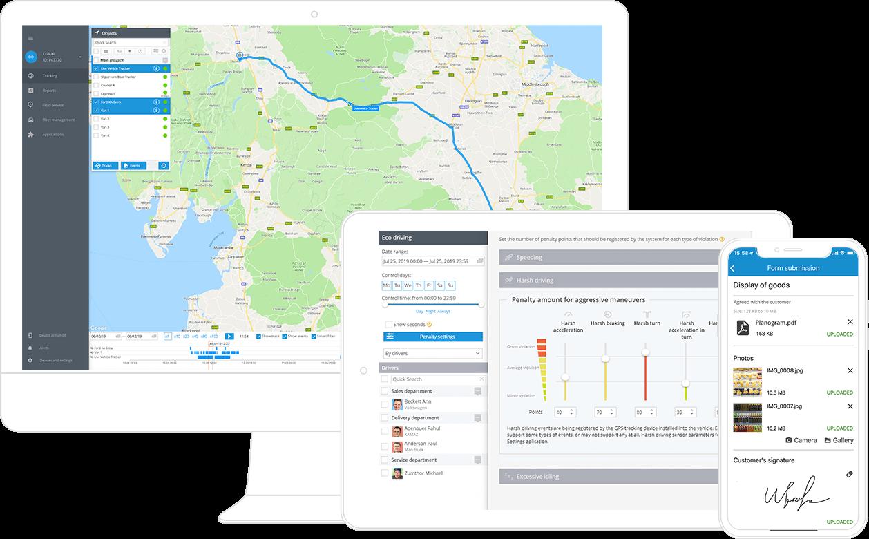 Torne-se um Distribuidor da plataforma de Rastreamento Navixy