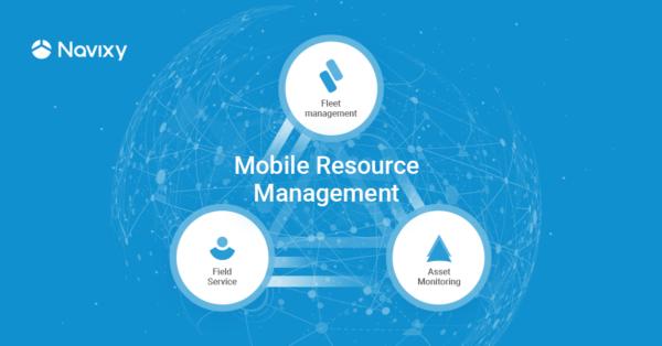 Navixy mobile resource management platform