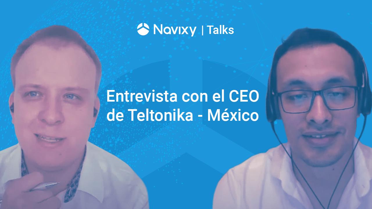 Entrevista con el CEO de Teltonika – México