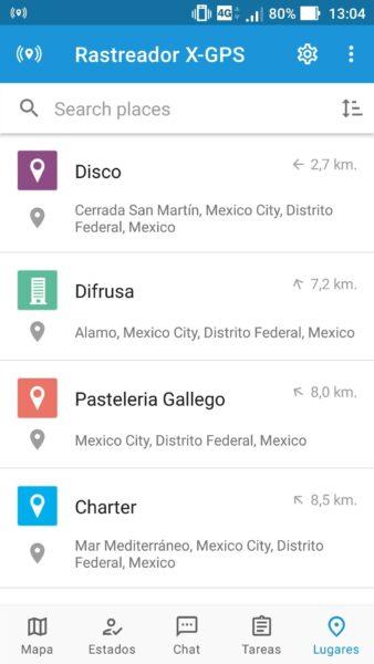 """Nuevo módulo """"Lugares"""": configuración del Directorio de Lugares según las necesidades específicas"""