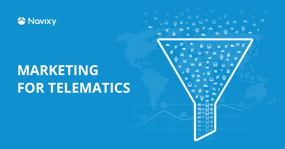 Promote your service right: why conventional marketing doesn't work for telematics