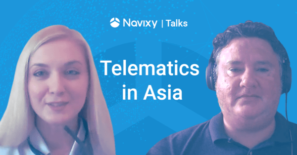 Navixy Talks Telematics in Asia