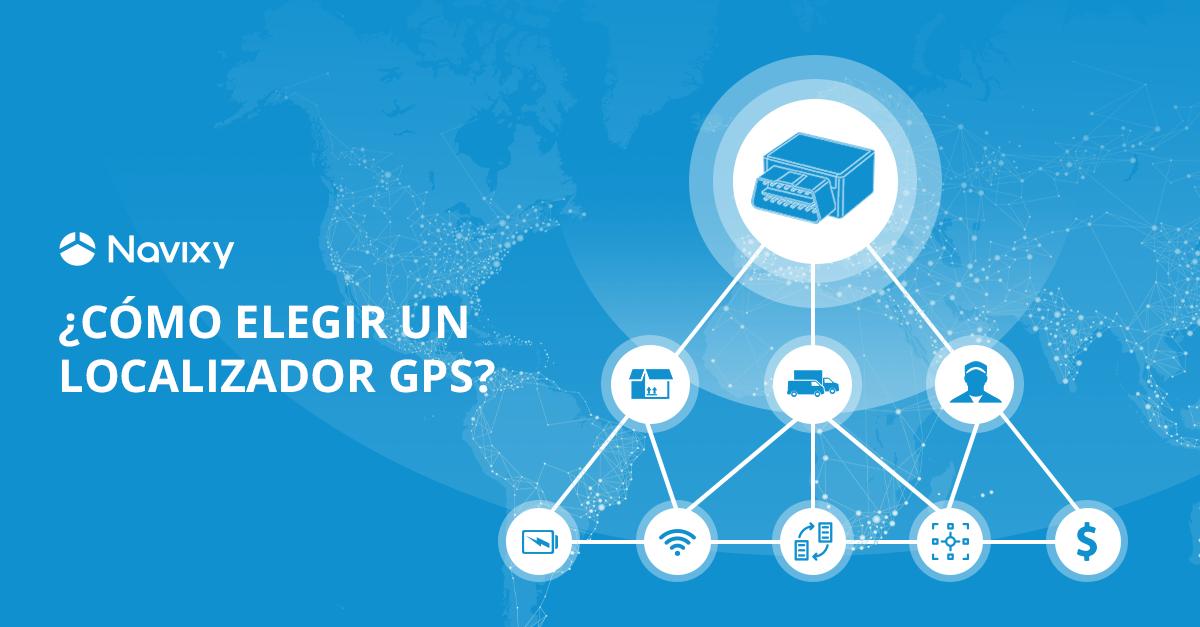 ¿Cómo elegir un localizador GPS para diferentes necesidades comerciales?