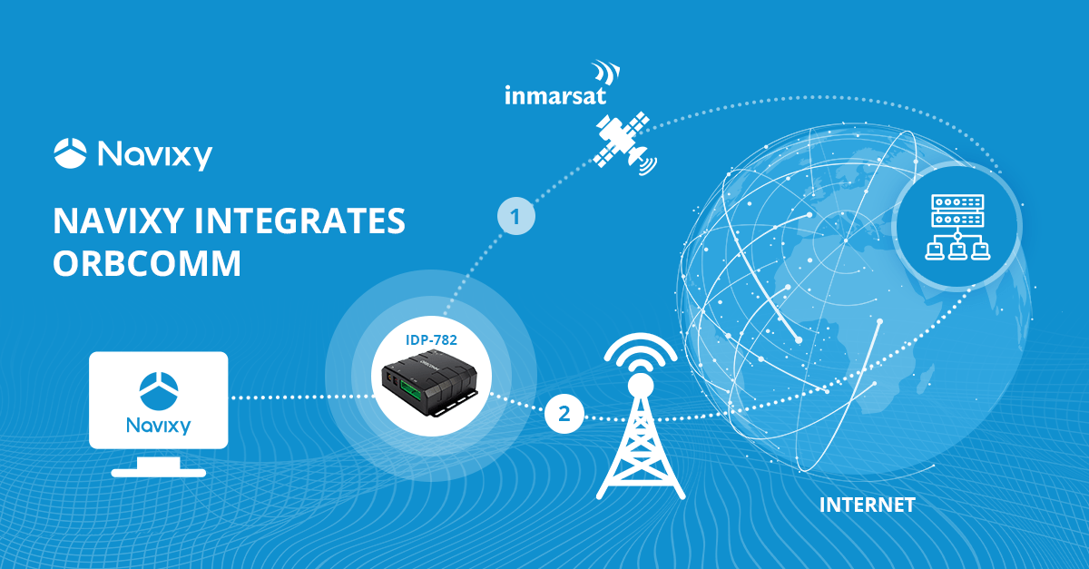 Navixy integrates Orbcomm for global coverage and lower GPS tracking costs