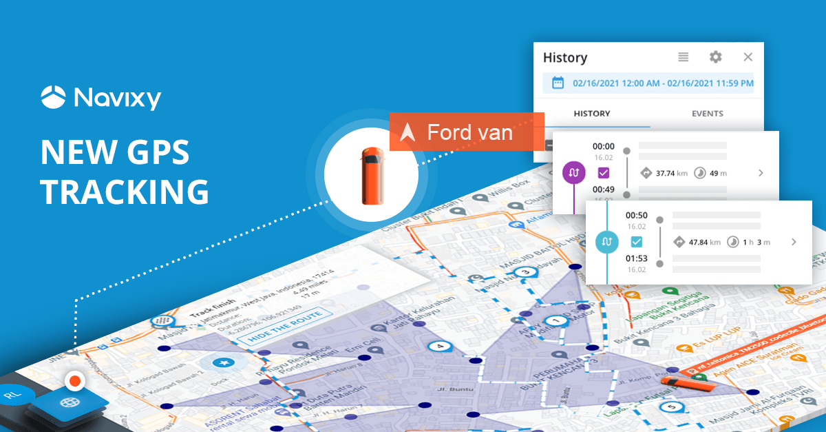 Major Navixy update: welcome a whole new GPS tracking experience