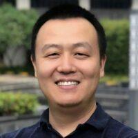 Blazer Hou, Sales Director at TOPFLYtech