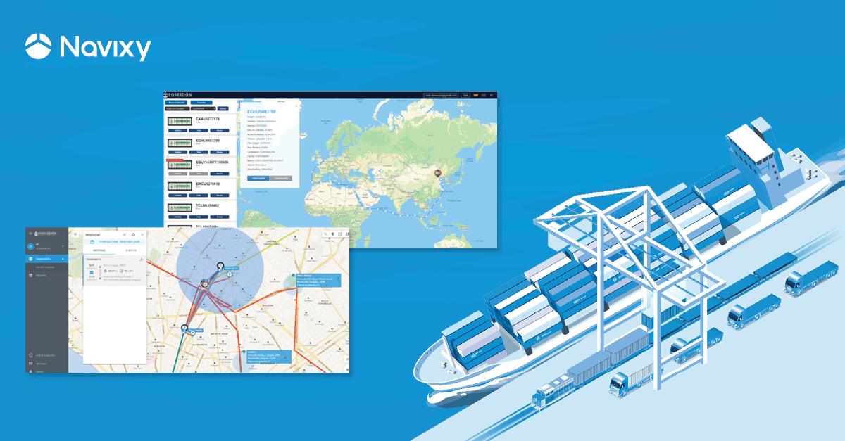 Caso de Uso: Transformar y unificar la logística marítima con IoT