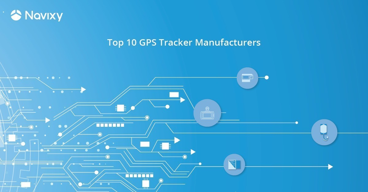 Top 10 GPS tracker manufacturers of 2021