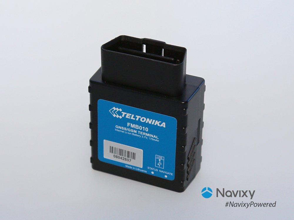 Teltonika FM001 считывает больше OBDII данных, получила Bluetooth и лучшую чувствительность GNSS